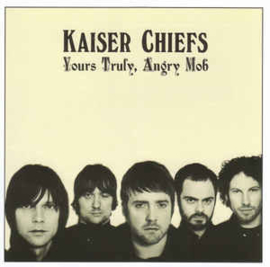 Kaiser Chiefs ‎– Yours Truly, Angry Mob (CD)