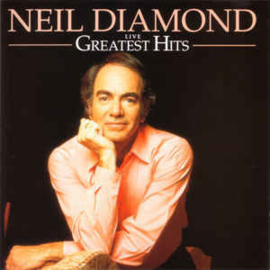 Neil Diamond ‎– Greatest Hits Live (CD)