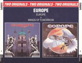 Europe – Europe + Wings Of Tomorrow (CD)