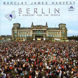 Barclay James Harvest ‎– Berlin (CD)