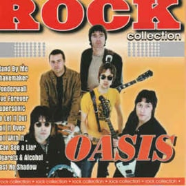 Oasis ‎– Rock Collection (CD)