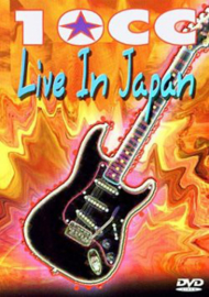 10cc – Live In Japan (DVD)