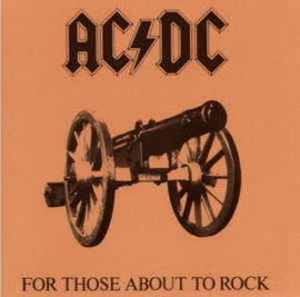AC/DC – For Those About To Rock We Salute You (CD)