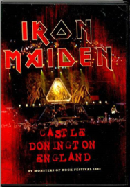 Iron Maiden – Castle Donington England (At Monsters Of Rock Festival 1992) (DVD)
