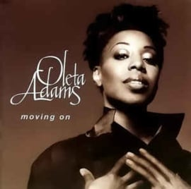 Oleta Adams ‎– Moving On (CD)