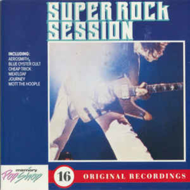 Various ‎– Super Rock Session (CD)
