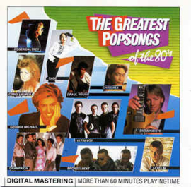 Various – The Greatest Popsongs Of The 80's
