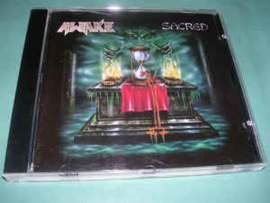 Awake ‎– Sacred (CD)