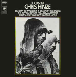 Chris Hinze ‎– The Best Of Chris Hinze