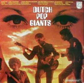 Various – Dutch Pop Giants