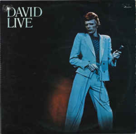 David Bowie – David Live