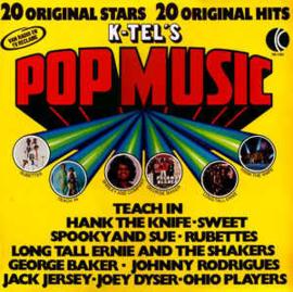 Various – K-Tel's Pop Music
