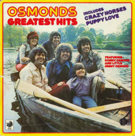 Osmonds ‎– Greatest Hits