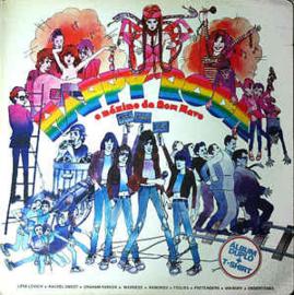 Various – Happy Rock - O Máximo Da New Wave