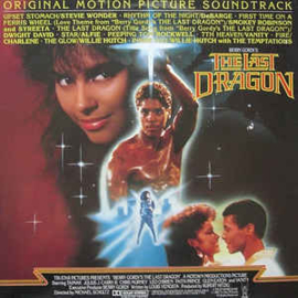 Various ‎– Berry Gordy's The Last Dragon - Original Motion Picture Soundtrack