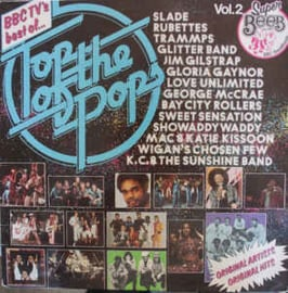 Various ‎– Top Of The Pops Vol. 2