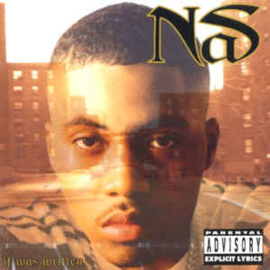 Nas ‎– It Was Written (CD)