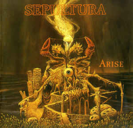 Sepultura ‎– Arise (CD)
