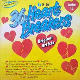 Various – 36 Heart Breakers