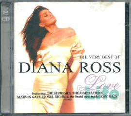 Diana Ross ‎– Love & Life - The Very Best Of Diana Ross (CD)