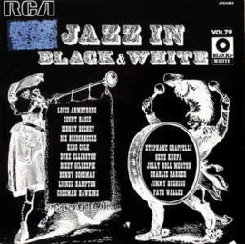 Various ‎– Jazz In Black And White