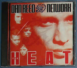 Dan Reed Network ‎– The Heat (CD)