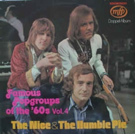 Nice & The Humble Pie – Famous Popgroups Of The '60s Vol. 4