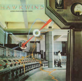 Hawkwind ‎– Quark, Strangeness And Charm