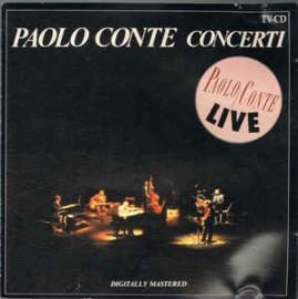Paolo Conte – Concerti (CD)