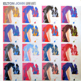 Elton John ‎– Leather Jackets