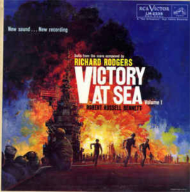 Richard Rodgers / Robert Russell Bennett / RCA Victor Symphony Orchestra ‎– Victory At Sea Volume 1