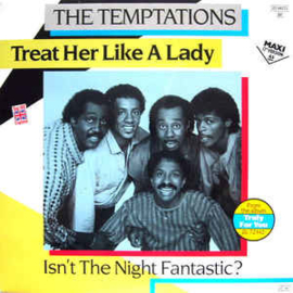 Temptations ‎– Treat Her Like A Lady