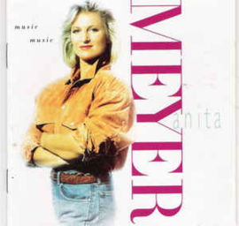 Anita Meyer ‎– Music Music (CD)