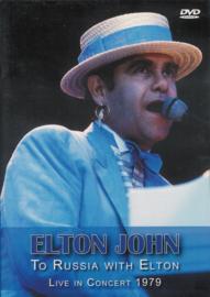 Elton John – To Russia With Elton (DVD)
