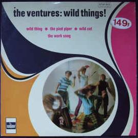Ventures – Wild Things!