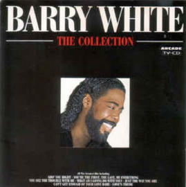 Barry White ‎– The Collection (CD)