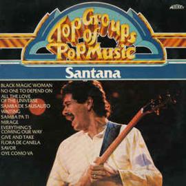 Santana – Top Groups Of Pop Music
