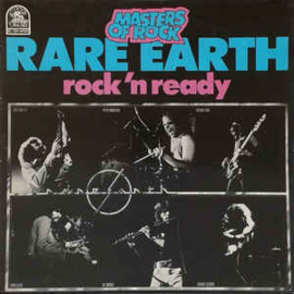Rare Earth – Rock 'N Ready