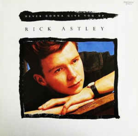 Rick Astley ‎– Never Gonna Give You Up