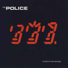 Police – Ghost In The Machine (CD)