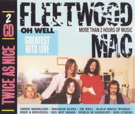Fleetwood Mac – Oh Well (Greatest Hits Live) (CD)