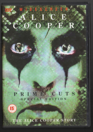 Alice Cooper – Prime Cuts: Special Edition (DVD)