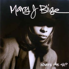 Mary J. Blige ‎– What's The 411? (CD)