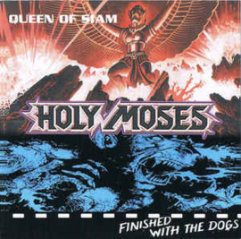 Holy Moses  ‎– The First And The Best (CD)
