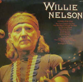 Willie Nelson ‎– A Song For You