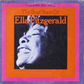 Ella Fitzgerald – The Best Years Of Ella Fitzgerald - Registrazione Originale 1936-1939