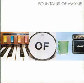 Fountains Of Wayne ‎– Fountains Of Wayne (CD)