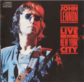 John Lennon – Live In New York City (CD)
