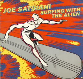 Joe Satriani ‎– Surfing With The Alien