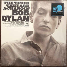 Bob Dylan ‎– The Times They Are A-Changin' (LP)
